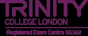 trinity centre logo morado
